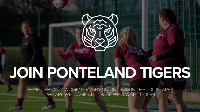 Join Ponteland Tigers
