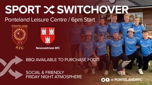 Friday Night Sport Switchover