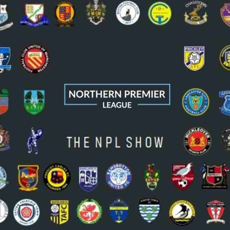 The NPL Show : May 2nd