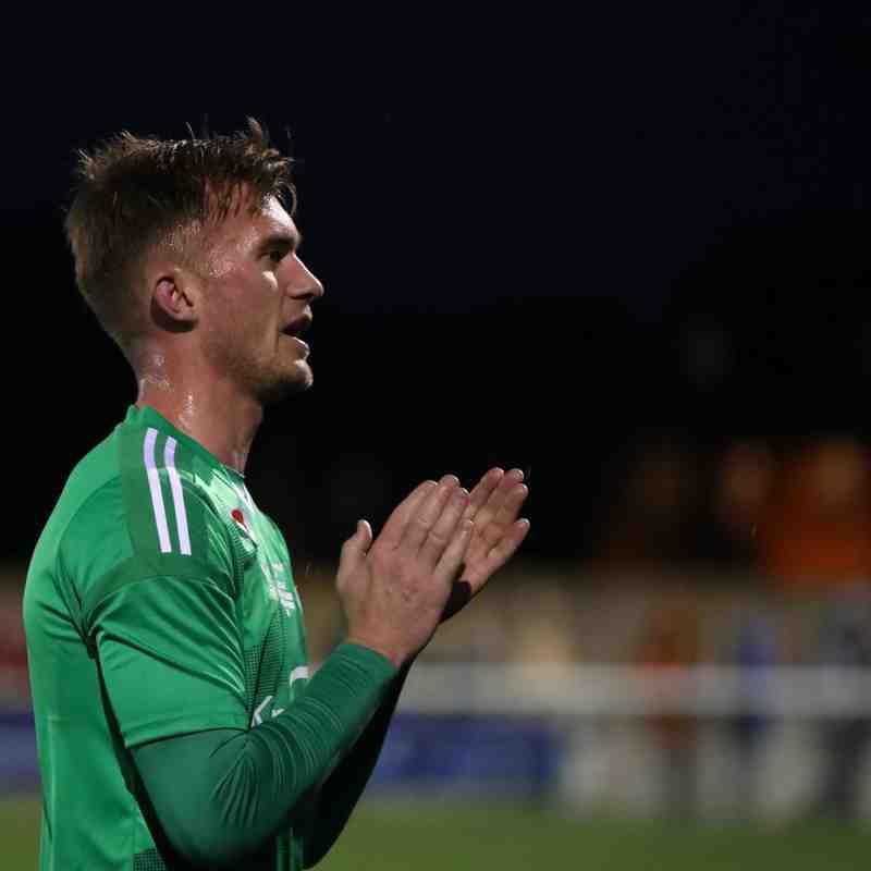 Nantwich Town v AFC Fylde - Darren Murphy