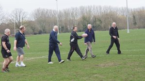 Walking Rugby 13th April 12.30 for 1pm start