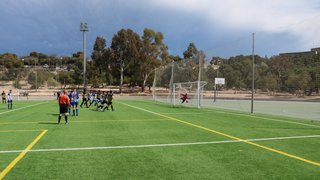 "PARTIDO: ALICANTE CITY F.C. vs C.F. SPORTING CIUDAD DE ALICANTE """"A"""""