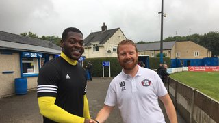 Alfons Fosu-Mensah signs for Llandudno