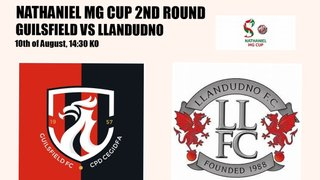 Nathaniel MG Cup 2nd round opponents confirmed