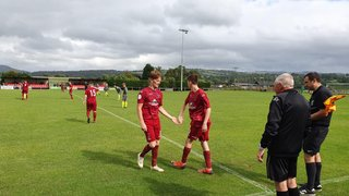 REPORT: Llandudno out of the Nathaniel MG Cup following Guislfield late winner