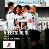 WELSH CUP DRAW: Llandudno will play Holywell Town in the 1st round of the JD Welsh Cup