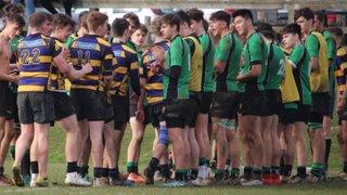 County Cup quarter finals vs Uckfield 2nd Half