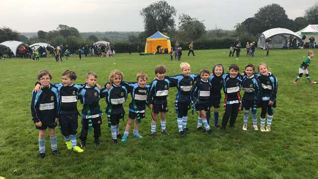 Under 7s - Rugby Lions