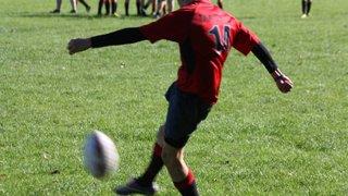 U15s Vrs Perthshire Oct 16
