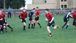 U15s Vrs Madras Jan17