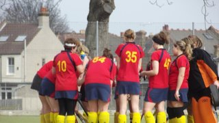 Ladies 1XI v Kings Alleyns - 10 March 2012