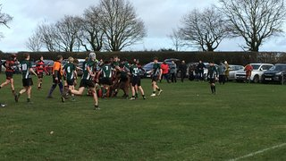 Titans v North Walsham