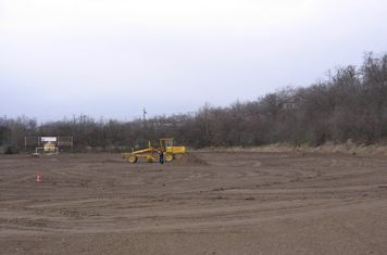 Földmunkák - Dolgoznak a gépek