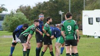 3rd XV vs Ballyshannon