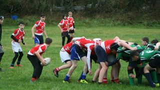 U14 vs Donegal/Ballyshannon