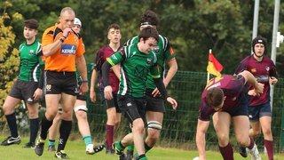 U18 vs Foyle
