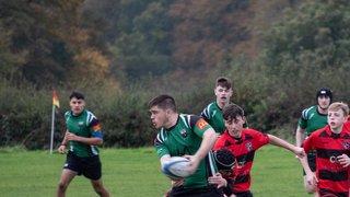 U16 vs Donegal Barbarians (20/10/18)