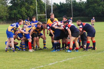 Lining up the scrum