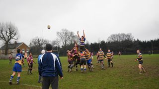 St Albans 2nd XV v Black Horse