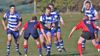 Millom Vs Carlisle 2nds - 1st March 2014