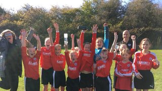 Barnsley Ladies U12 reds 4 - 0 Middlewood Rovers