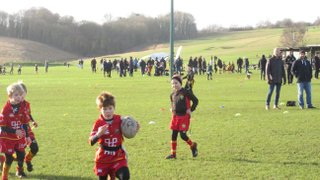 Cambridge U8  - Super 7's Festival  16.12.18