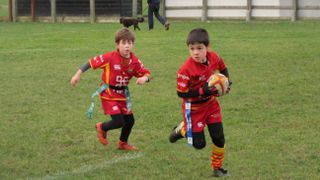 Cambridge  U8 vs Huntingdon U8  -13.01.19