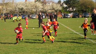Cambridge U8 vs Letchworth 24.03.19