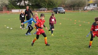 Cambridge U8 - Training 31.03.19