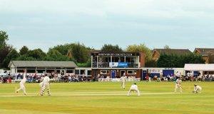 Play cricket at Shrewsbury