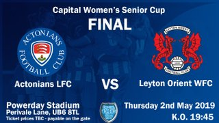 Cup final!
