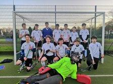 First U18 Boys game