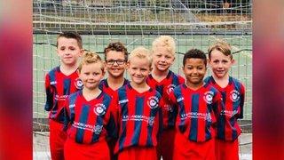 Wyvern FC 2018/19 Season Awards Event