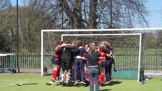 Ladies 1st XI - Promotion Game