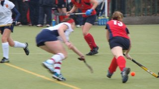Ladies 1s vs Ashford 1s - 17-3-12