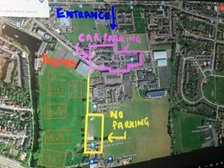 Venues, Pitches and Parking