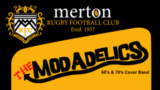 Live music at Merton RFC