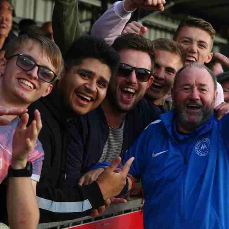 No Pressure! Woking Tickets Snapped Up In Hours By Gulls