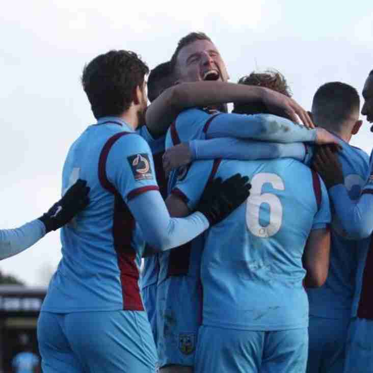 Weymouth On The Up Again As Dartford Pay The Penalty In Final