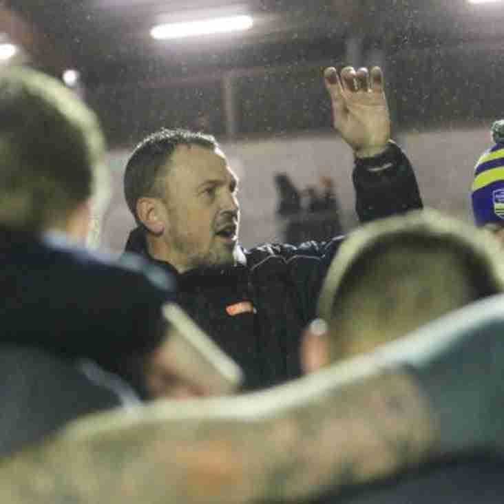 Scopes Calls Time On Concord Stint After Two Years At Helm