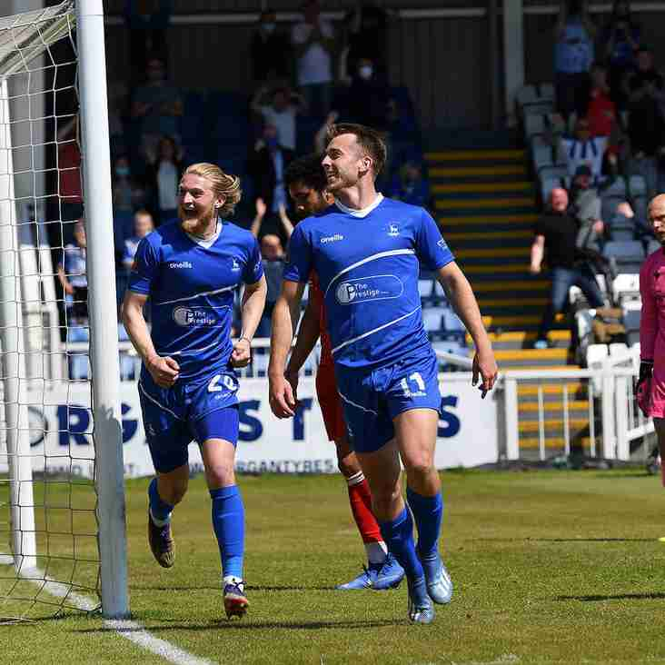 It's Oates So Simple For Rhys As Rampant Pools March On