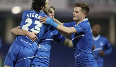 Sterry Has All The Fire He Needs To Get Pools' EFL Place