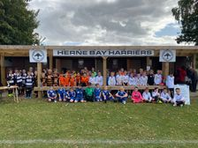 Harriers host EKYL tournaments