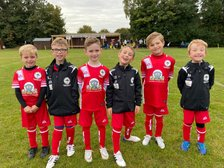 New Sponsors for the U7 Colts