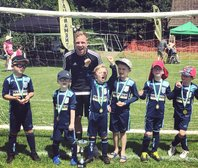 Bloxham Under 7's Tournament WIN!
