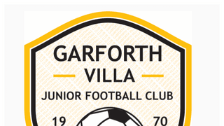 Garforth Villa JFC has a new Chair and Vice Chair