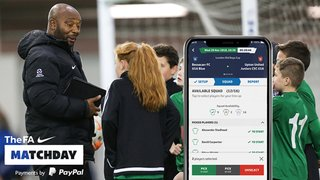 New Season Is Underway - Keep Up-To-Date with the FA Match Day App