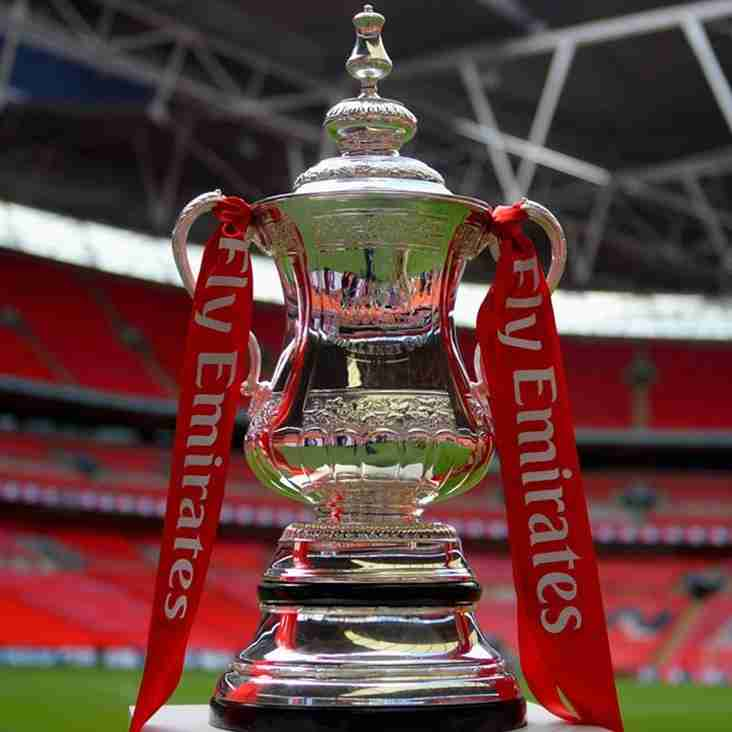 FA Cup third qualifying round draw
