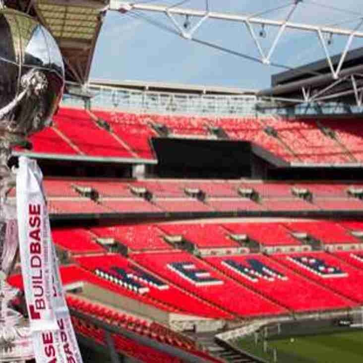 FA Trophy Third Round Qualifying draw