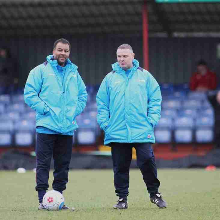 Hednesford management team resign